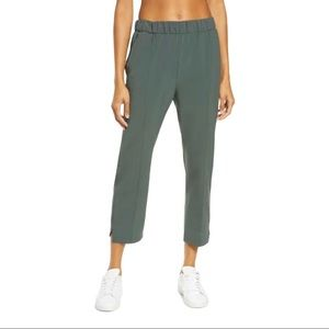 ZELLA TAYLOR CROP ATHLETIC TAPERED ANKLE PANTS
